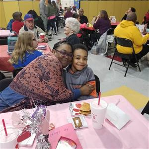 Grandparent's Luncheon