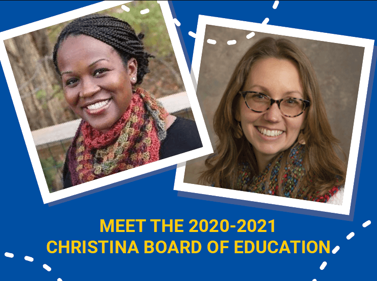 Meet the 2020-2021 Christina Board of Education