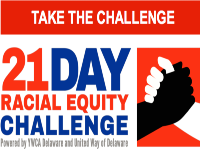 Take the 21 Day Racial Equity Challenge