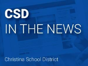 #CSDintheNews: Newark Post and WDEL