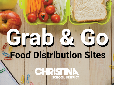 Grab & Go Food Distribution Sites