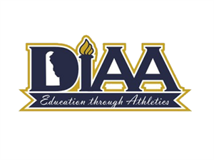 DE Interscholastic Athletic Association logo