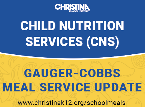 School Meals Update - April 15, 2021