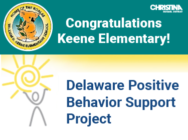 Keene Elementary School Receives Phase 4 DE-PBS Recognition