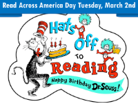 Read Across America Day Banner