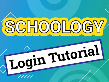 Schoology Login Tutorial