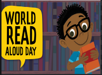 World Read Aloud Day - February 3, 2021