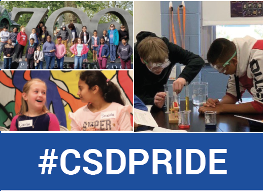 Christina School District #CSDPride