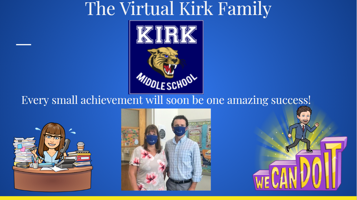 Meet our Kirk Virtual Family