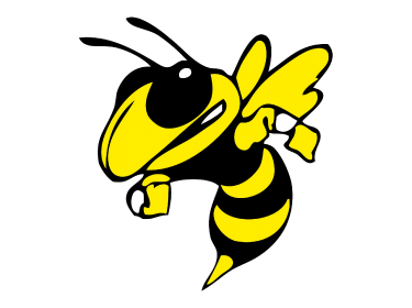 Newark High School Yellowjacket Mascot