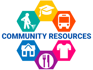Community resources.