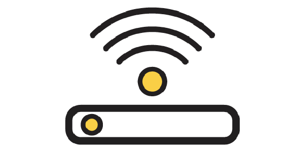 Icon - Router Signal