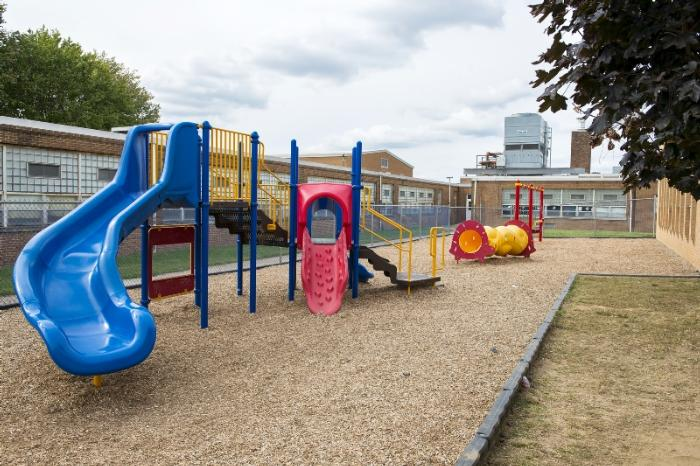 Christina Early Education Center - Playground