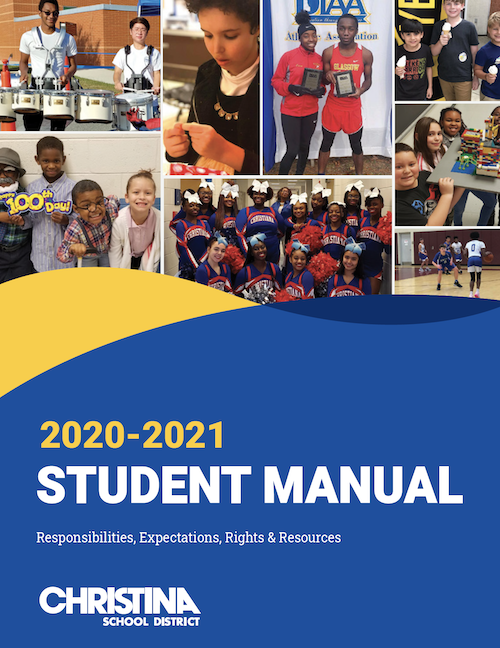 2020-2021 Christina School District Student Manual